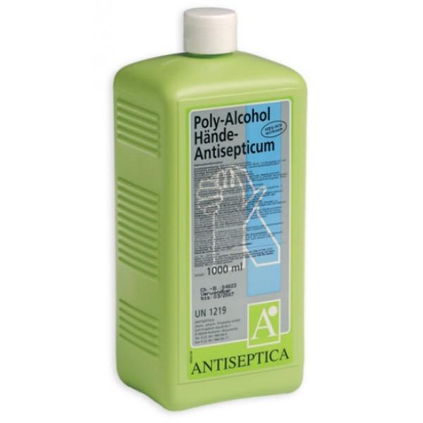 Poly Alcohol Antisepticum 1L-Flasche (geeignet für Steripower)
