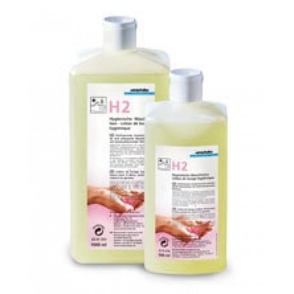 H2 Waschlotion 0.5L-Flasche