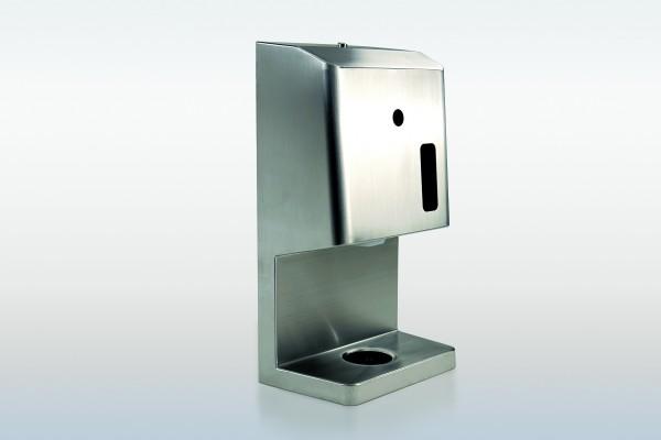 Steripower Edelstahl +integriertem Akku +Ladegerät